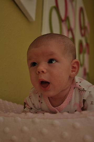 Audrey @ 5 Weeks