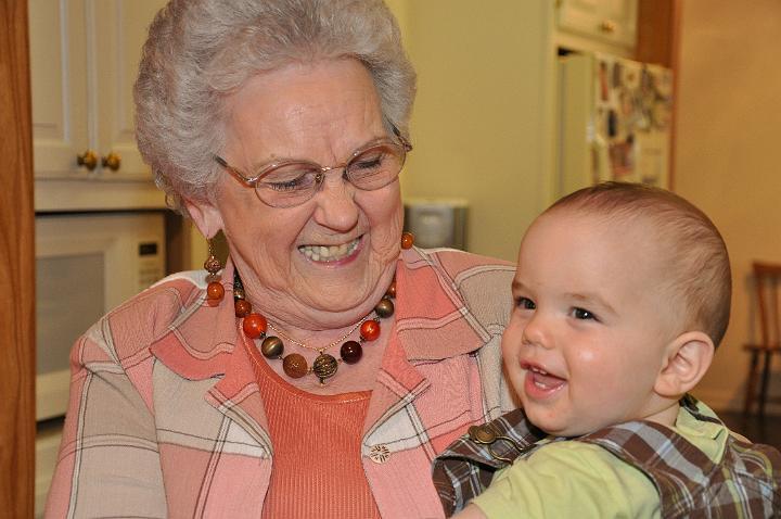 Grandmother Napper &JD