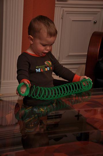 Jackson's Slinky