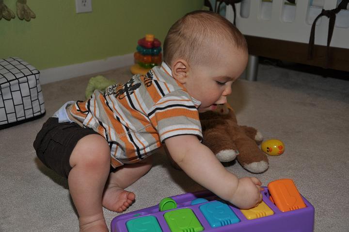 Jackson Playing