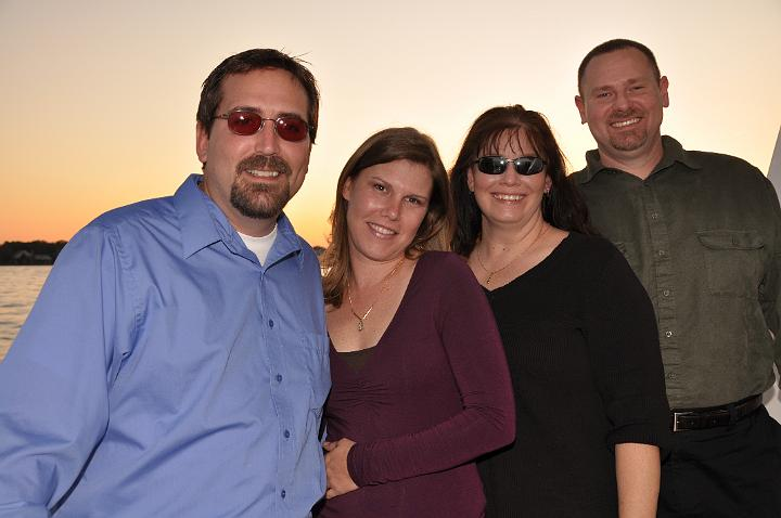 Jarret, Sarah, Davilynn, & Sean,