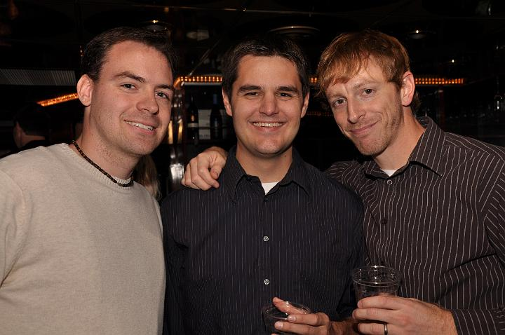 The 3 Amigos - Eric, Jason, & Colin