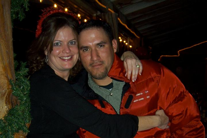 Leslie & Philip 2006