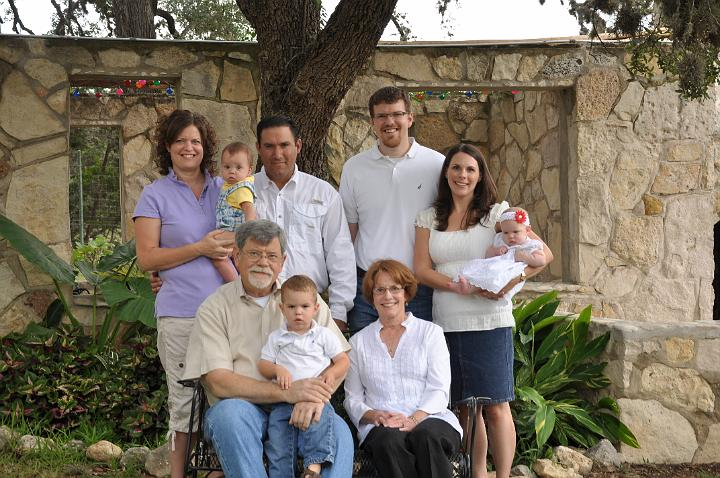 Taylor Family 2010