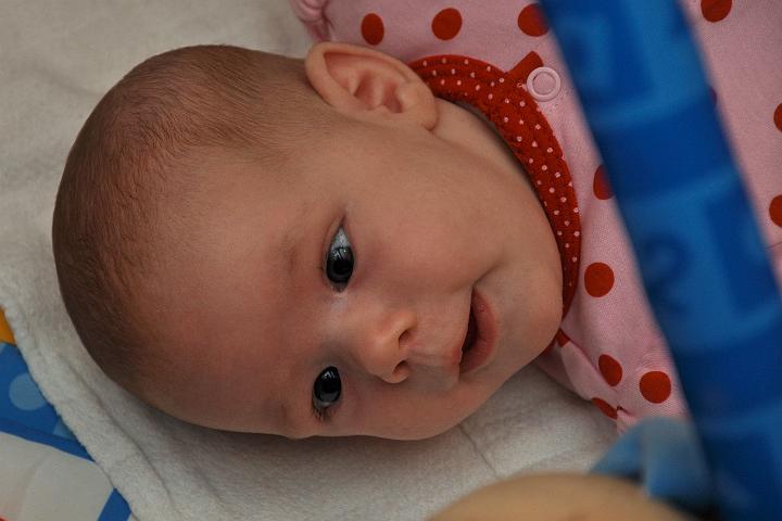 Audrey 1 month