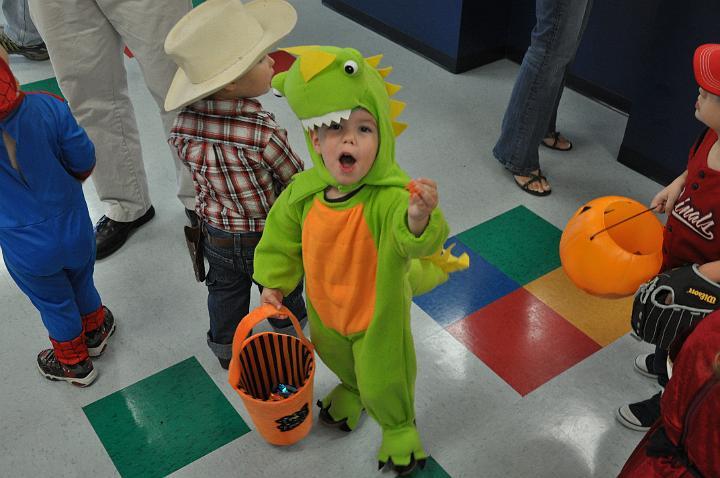 Jackson the Dinosaur