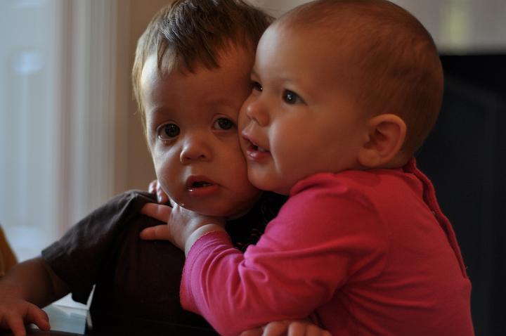 Mitchell & Audrey
