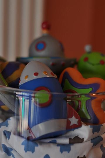 Rocket Toys