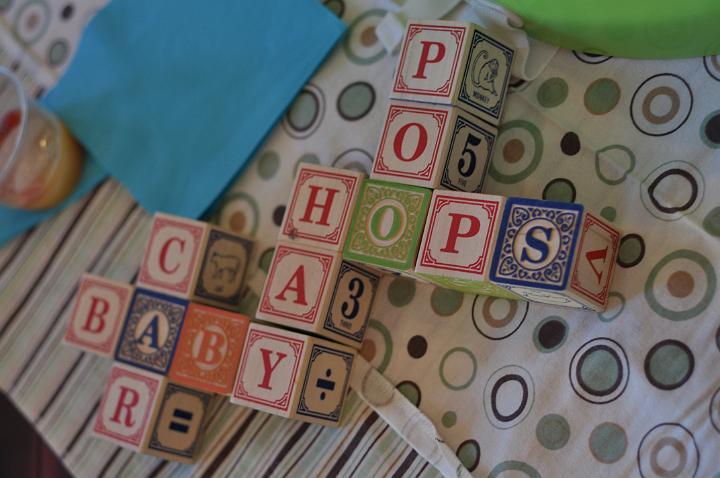 Baby Scrabble